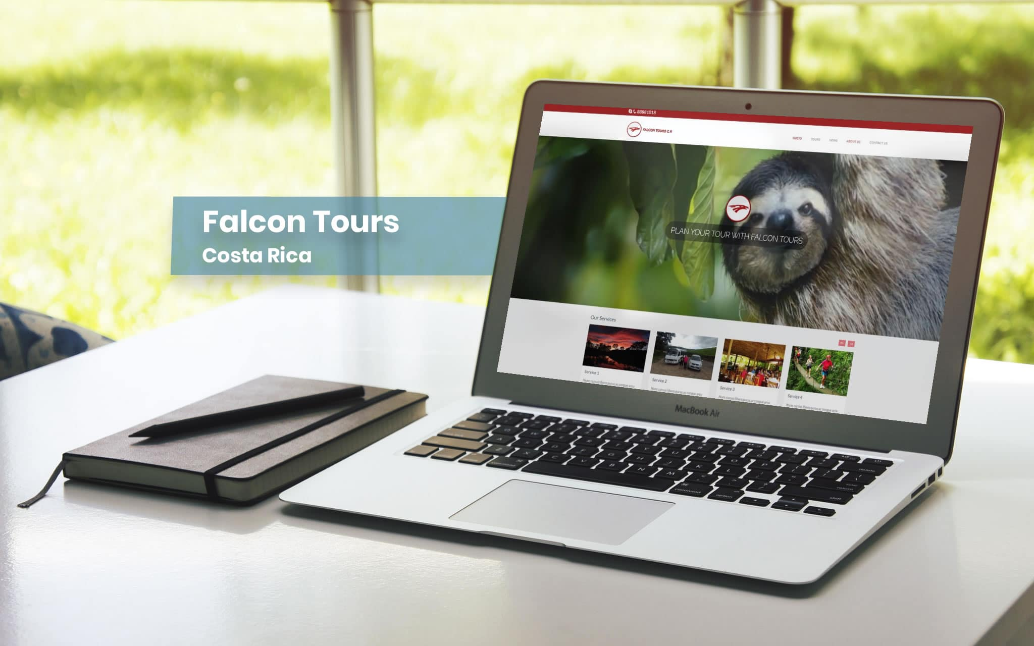 Falcon Tours - Costa Rica