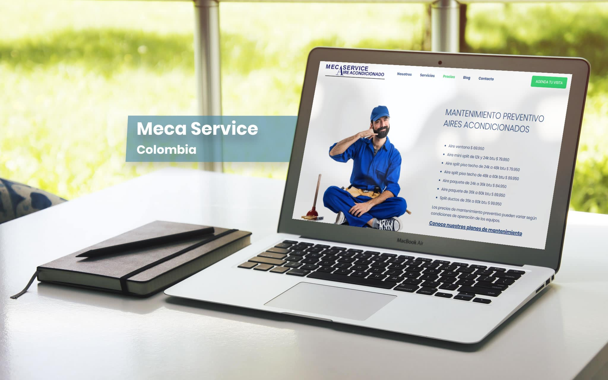 Meca Service - Colombia