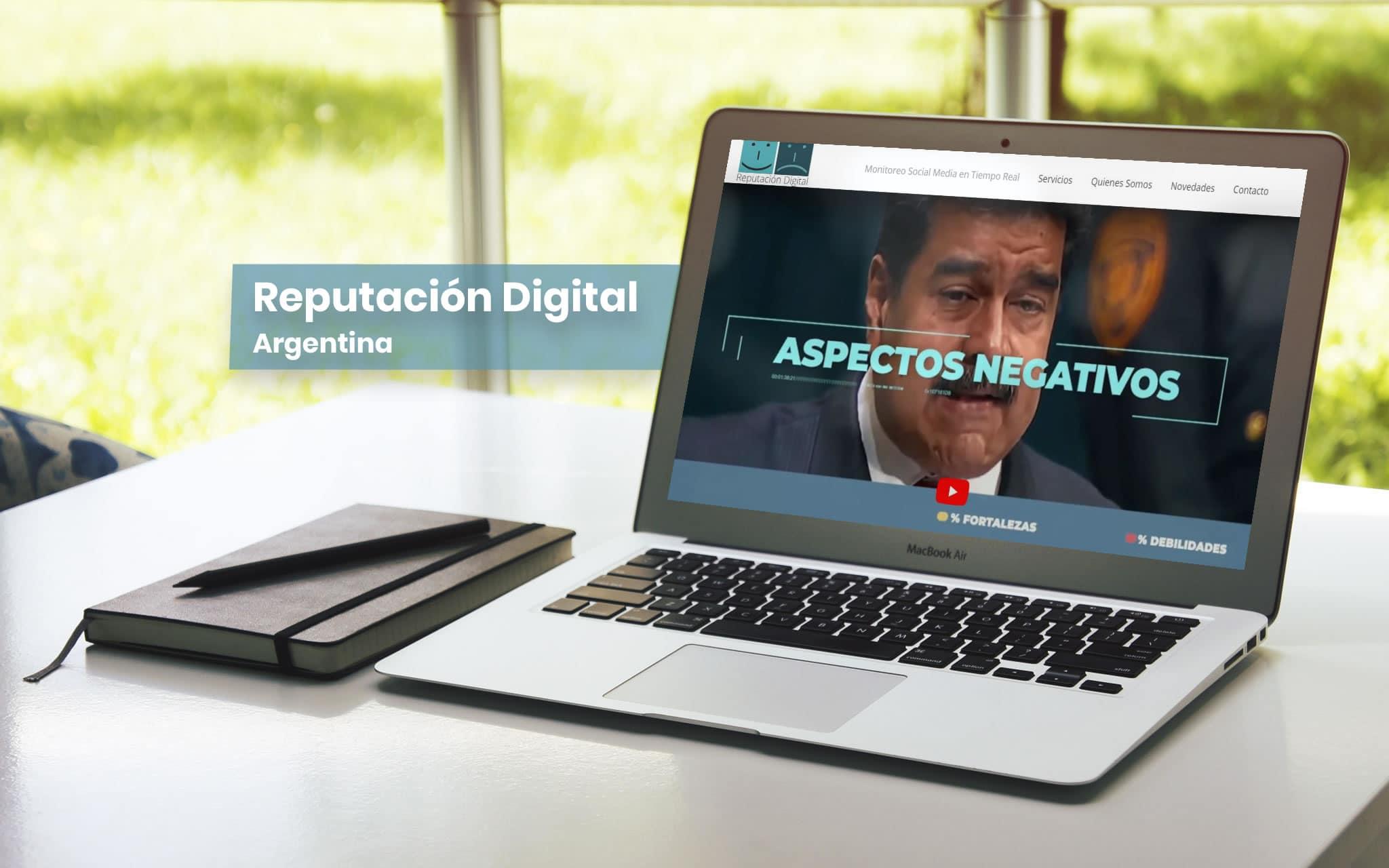 Reputación Digital - Argentina