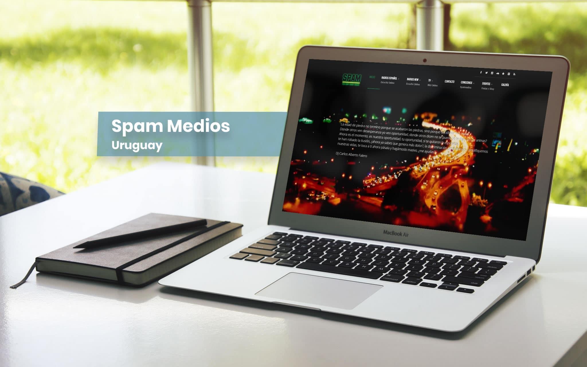 Spam Medios - Uruguay
