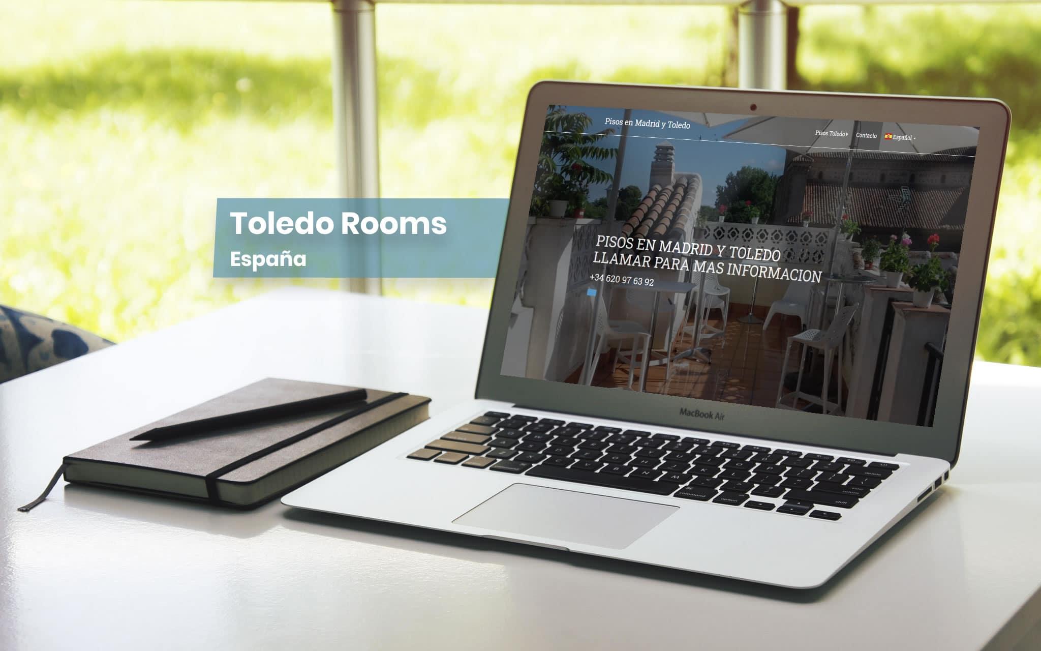 Toledo Rooms - España