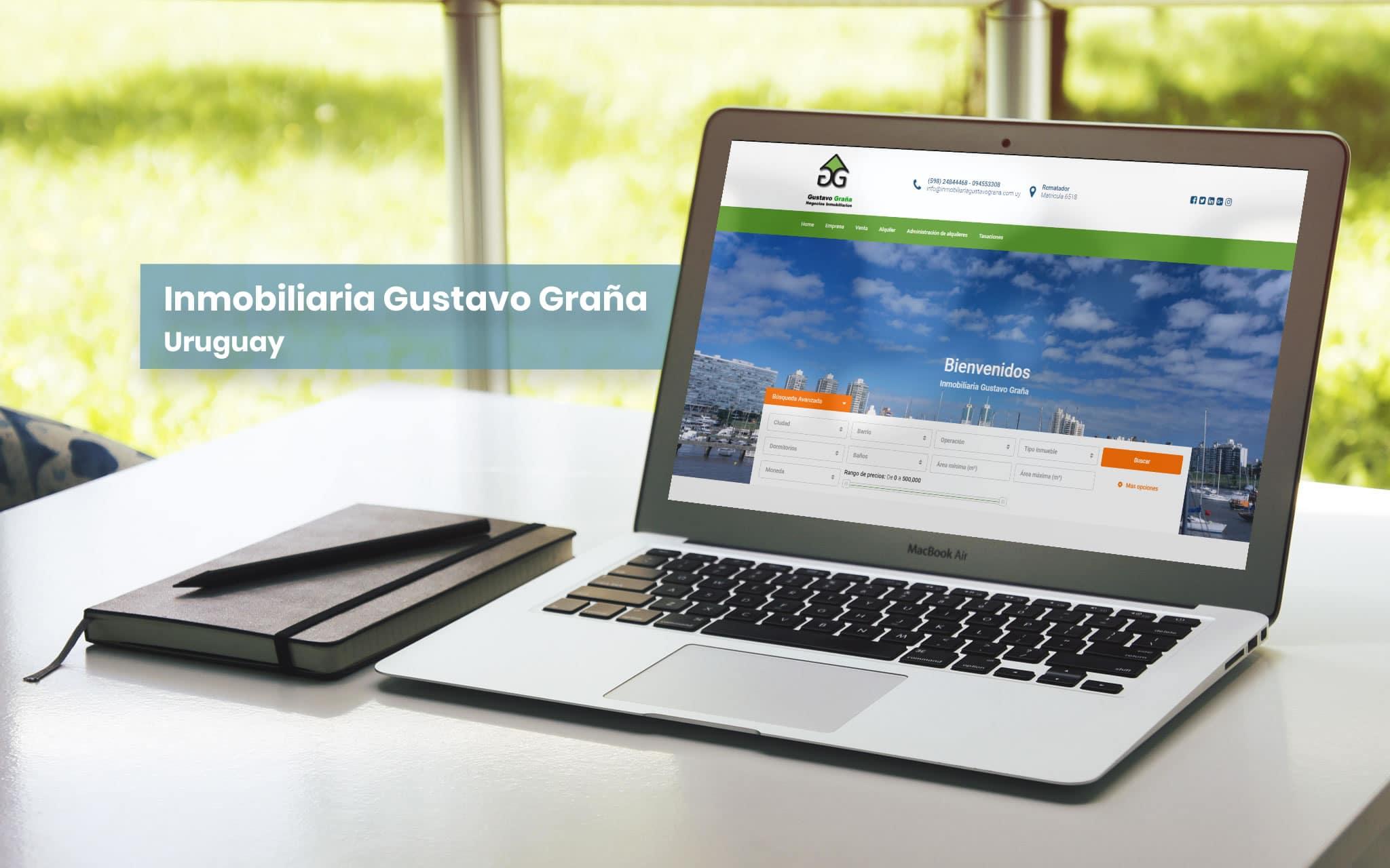 Inmobiliaria Gustavo Graña - Uruguay