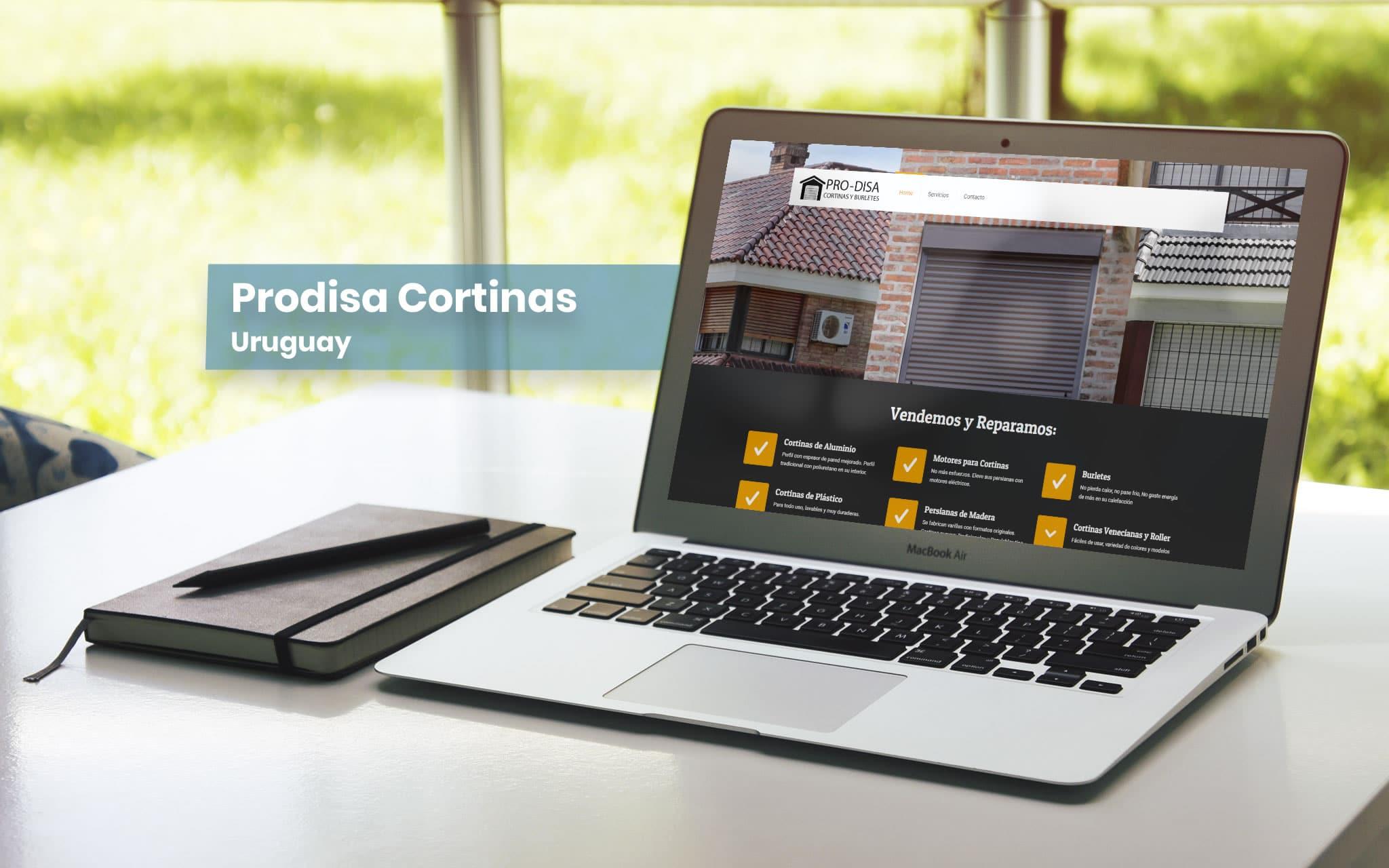 Prodisa Cortinas - Uruguay
