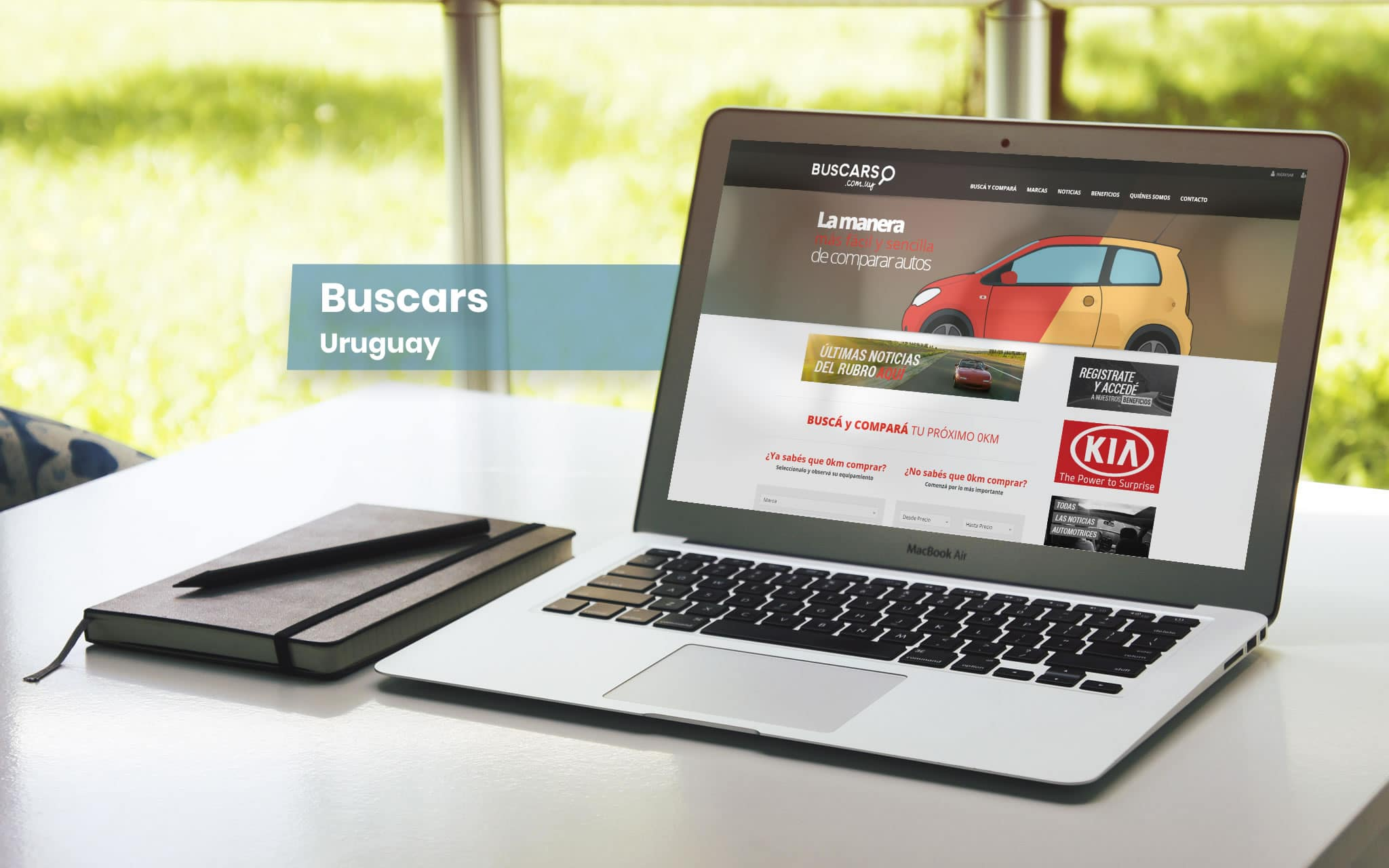 Buscars - Uruguay