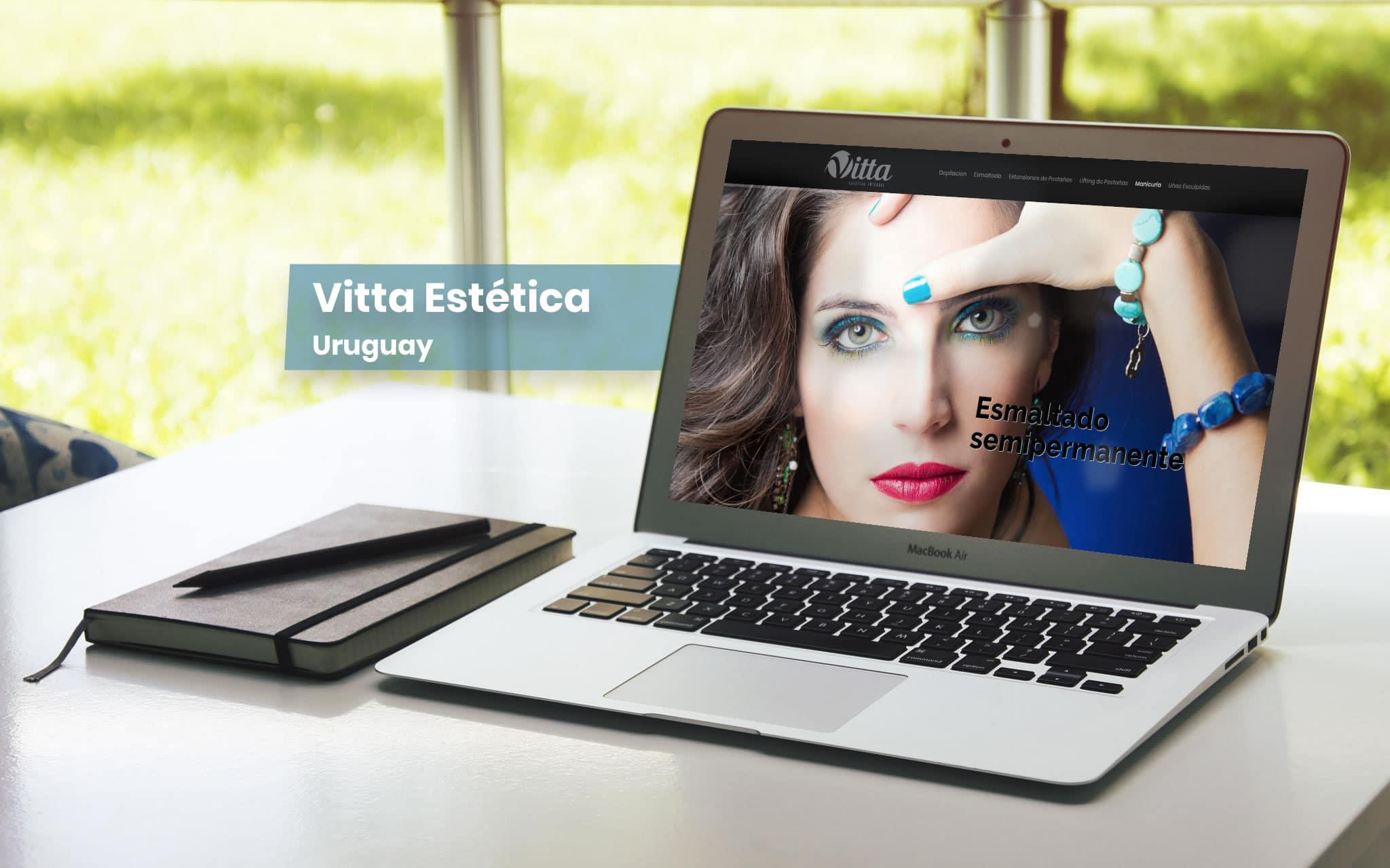 Vitta Estética - Uruguay