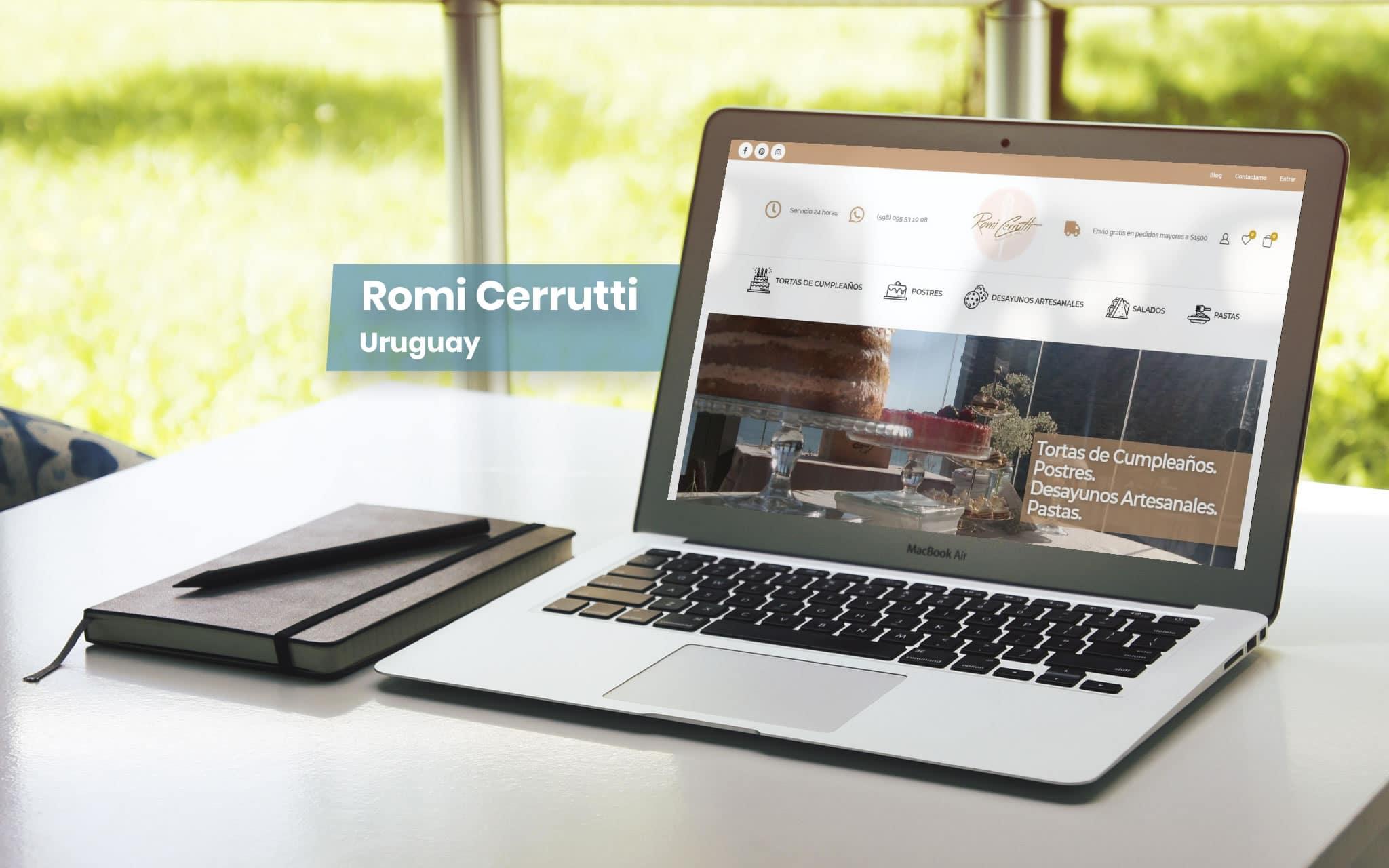 Romi Cerrutti - Uruguay
