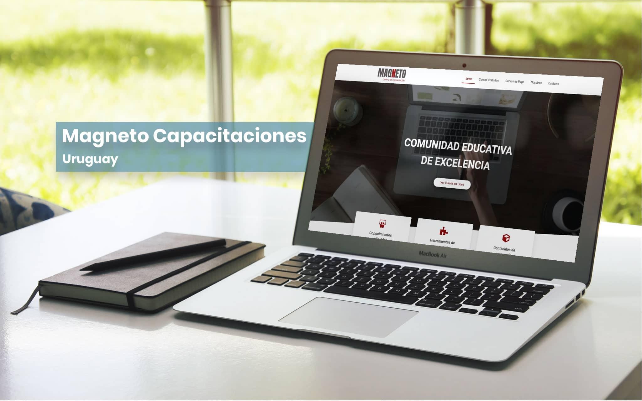 Magneto Capacitaciones - Uruguay